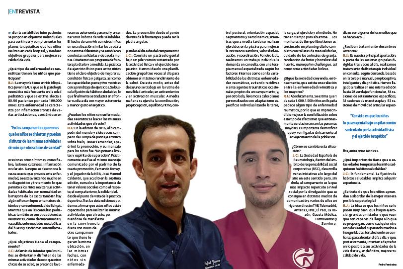 Clínica de Fisioterapia GlobalPhysio ESP en Madrid